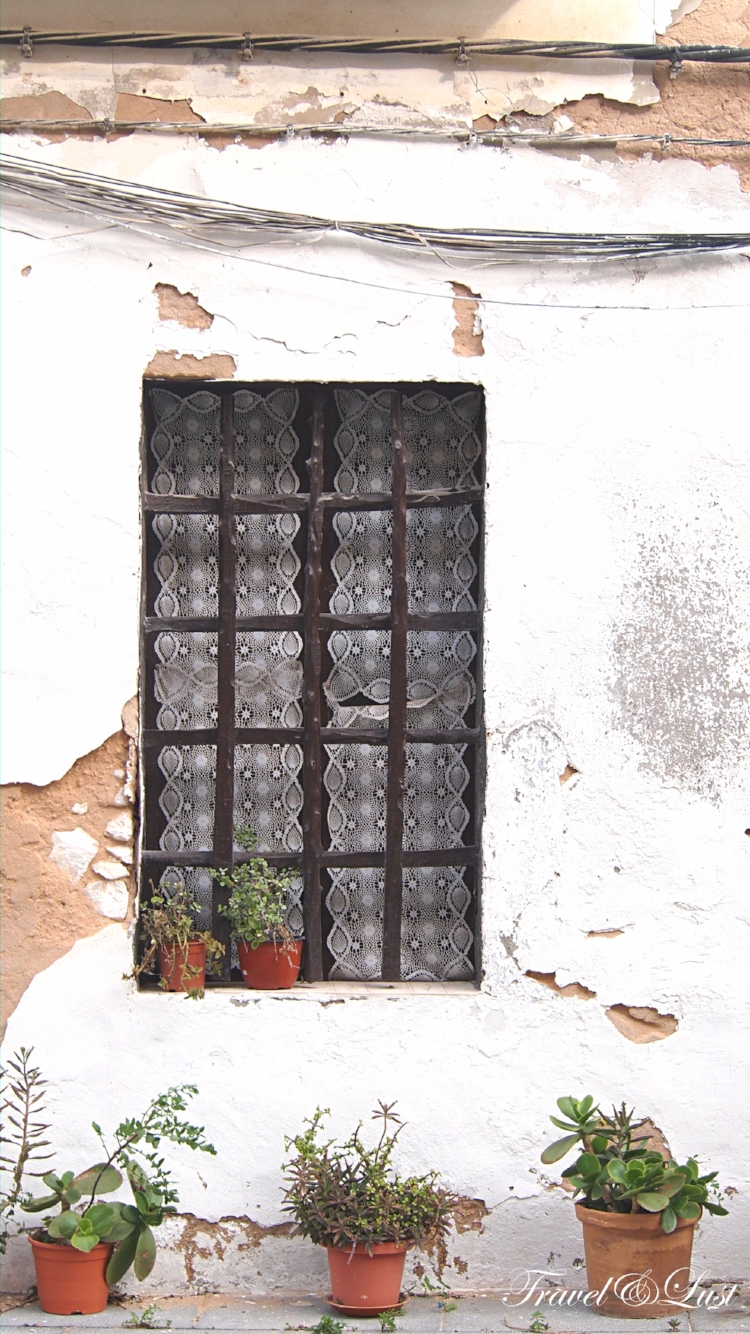 You will have to explore Ibiza Old Town, Dalt Vila by foot.