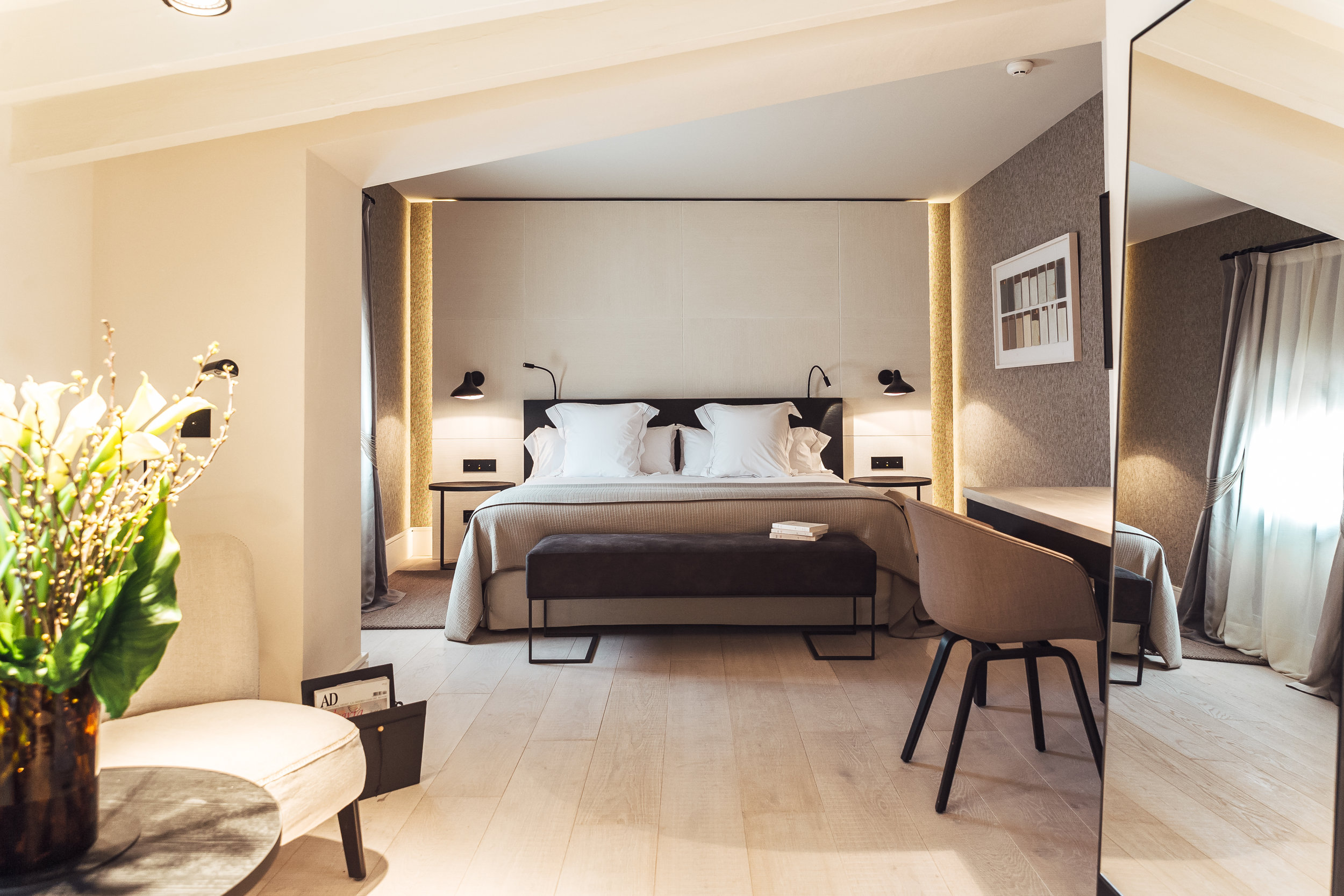 Sant Francesc has been renovated to provide guests with the ultra modern comforts and intimacy.