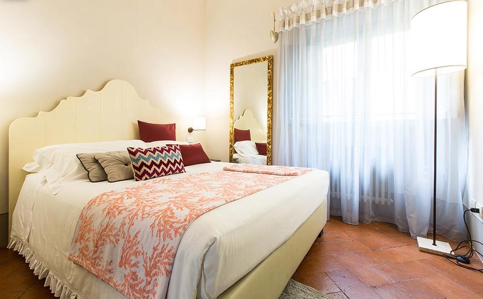Canto alla Briga bedroom.