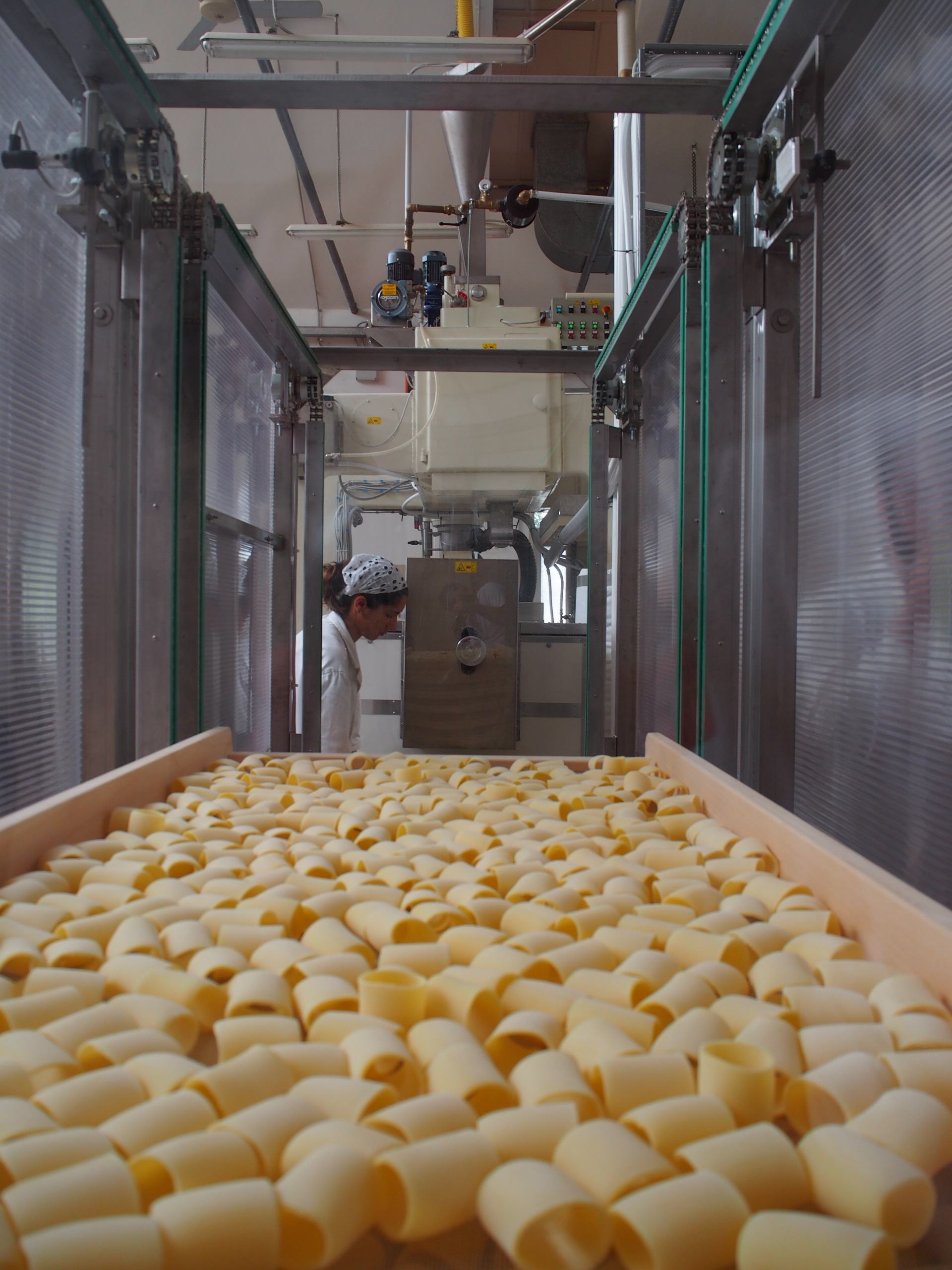 Today, the pasta of Pasta Michele Portoghese is made using the traditional methods, but is guaranteed with state-of-the-art quality controls, hand selected grains and the perfect dose of durum wheat semolina.