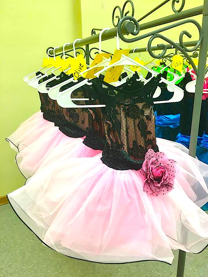 Recital Costume Day!