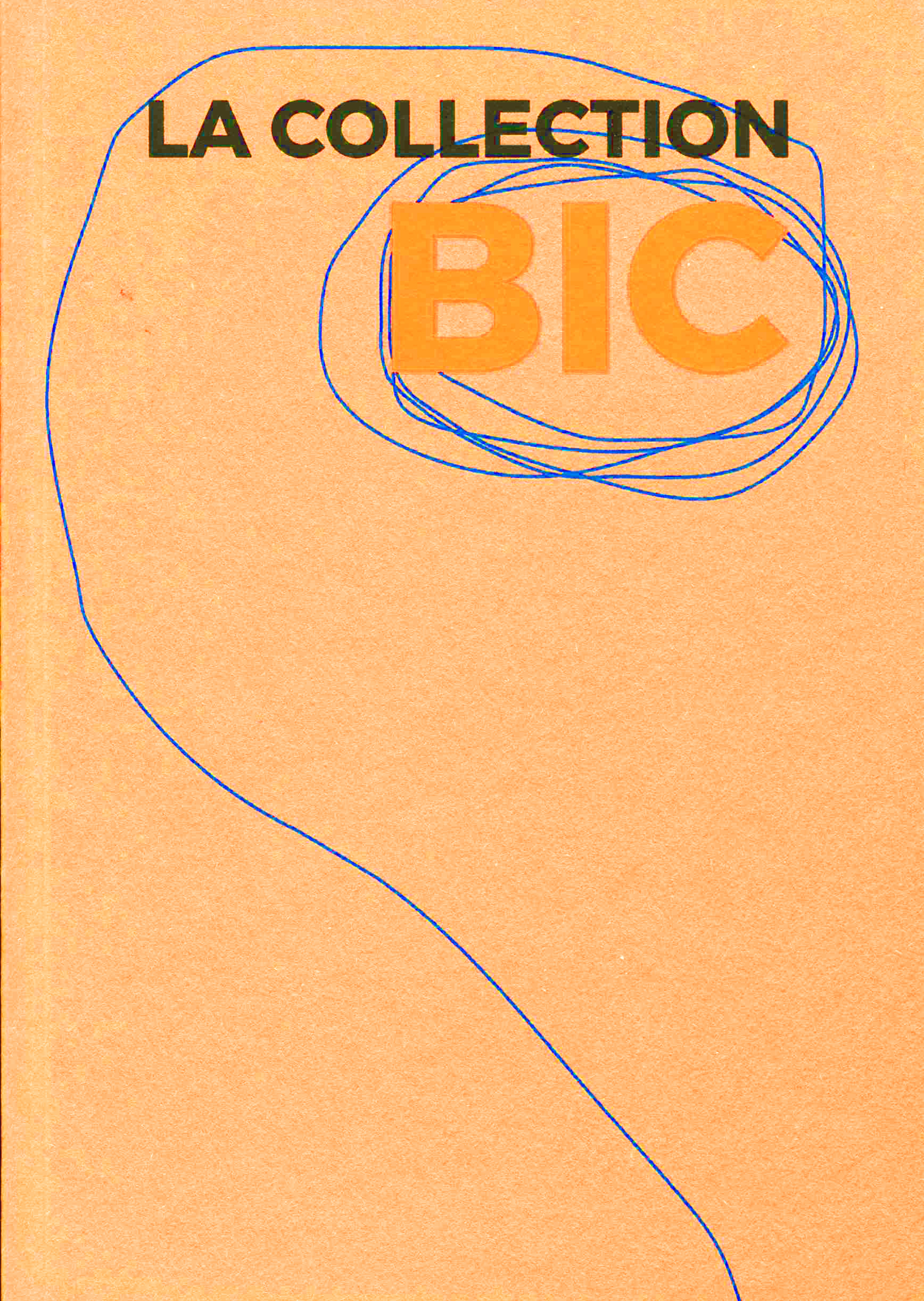 THE KID in BIC COLLECTION Exhibition Catalogue - First semester 2018 Print Issue - France - Page 39 - Cover page