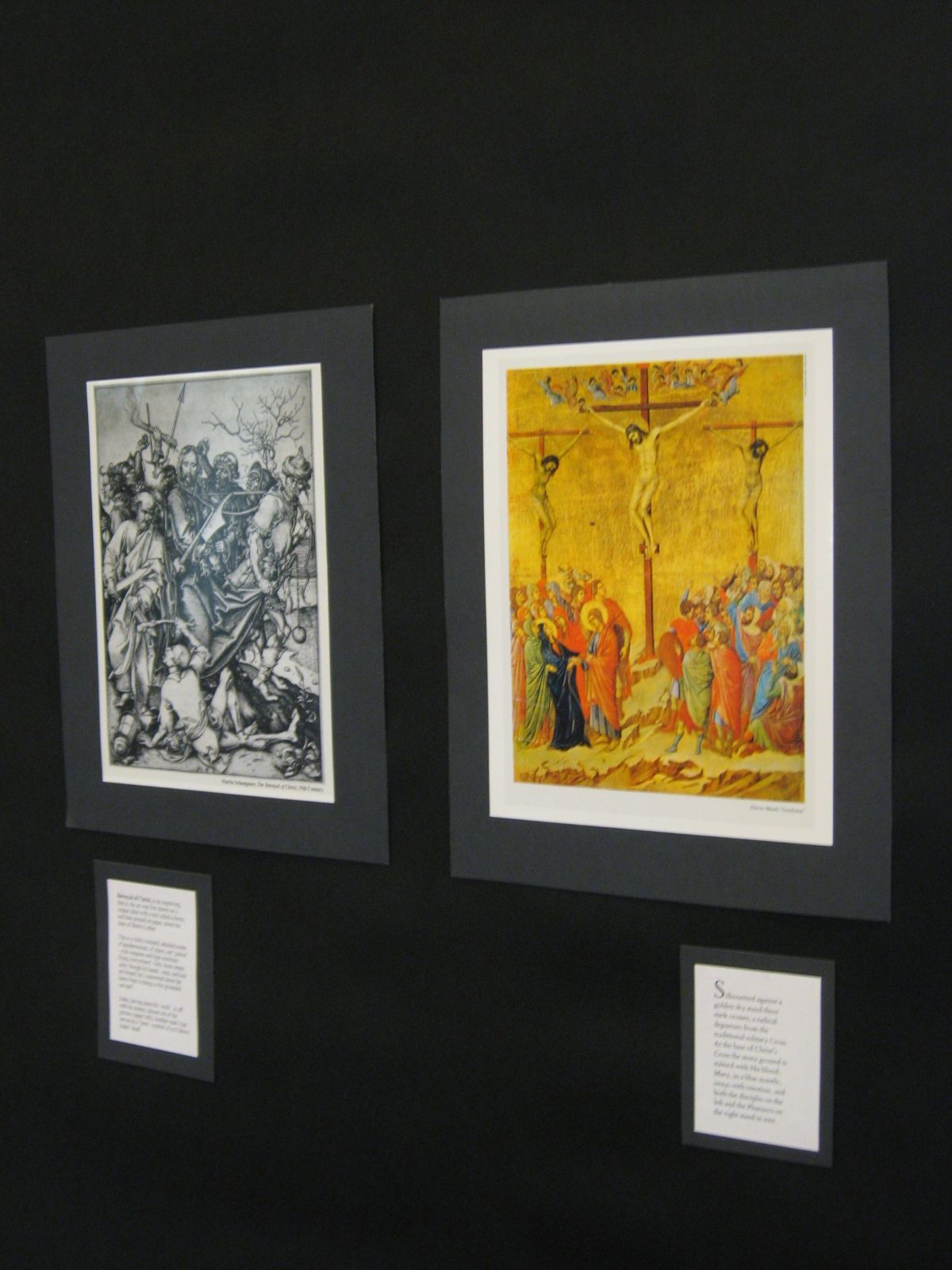 Close-up, etching, painting reproductions