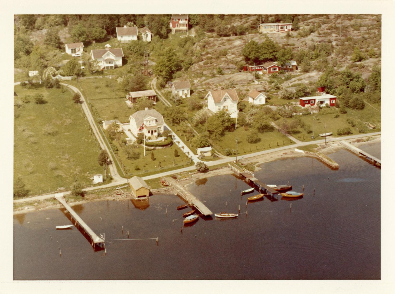 Middelborg, sommeren 1966. Foto: Widerø