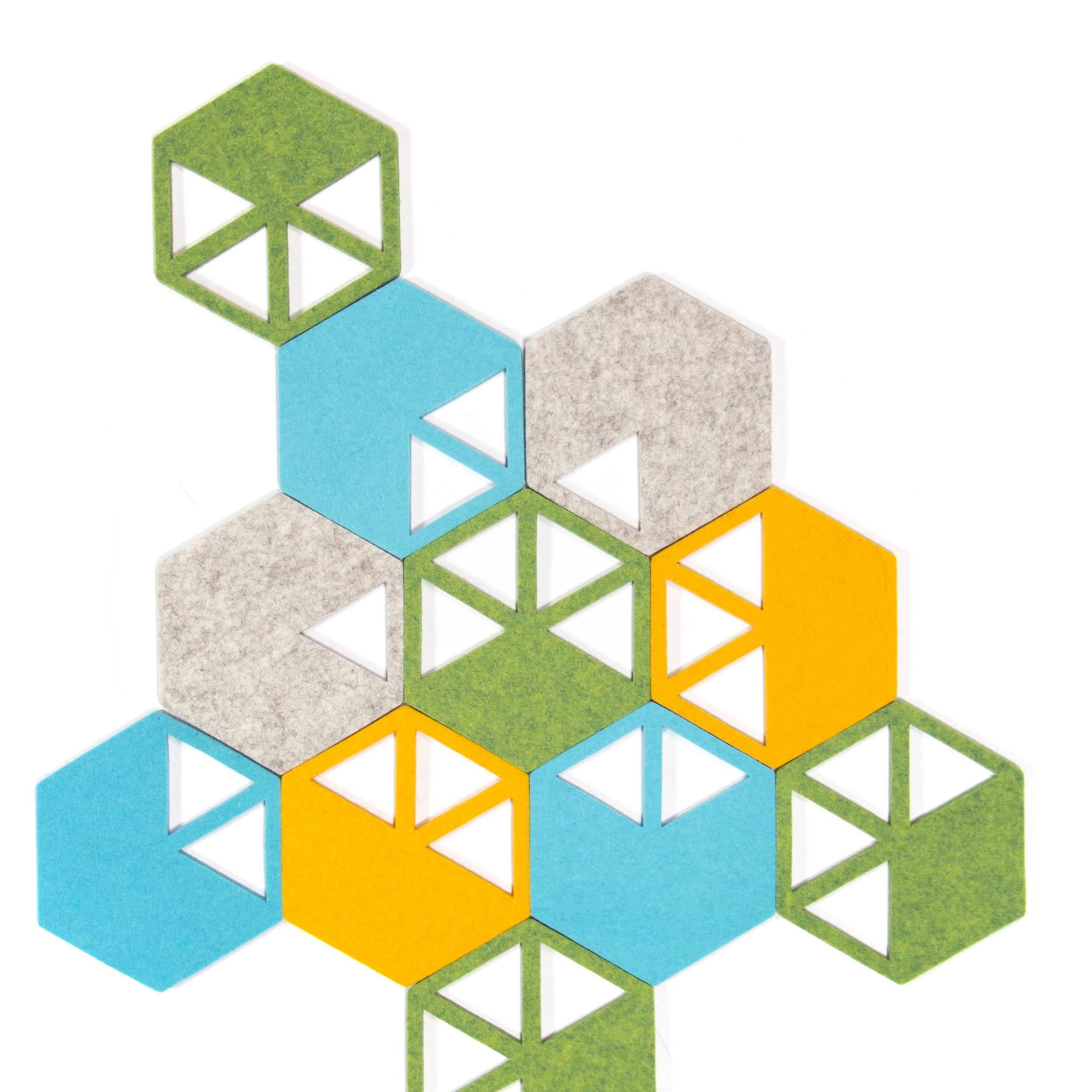 Cube Coasters