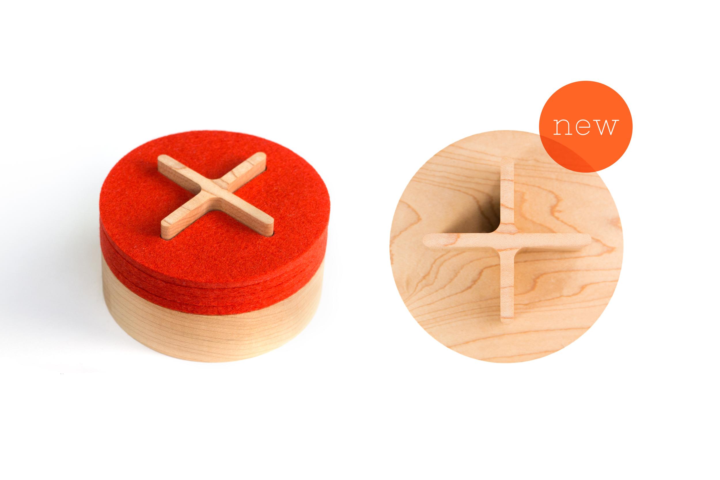 Felt+Wood Collection