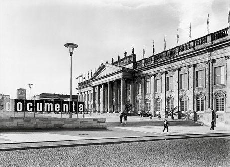 Kassel, Documenta, Fridericianum