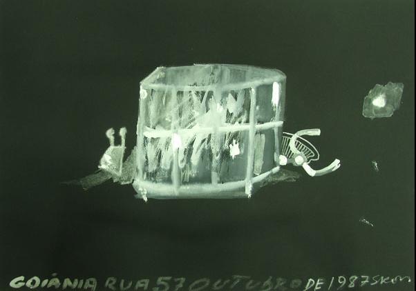 Obra da série Cásio 137, 1987