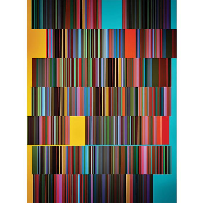 Fernando Velázquez Da série Mindscapes | #2000, 2014 Impressão fotográfica montada em metacrilato Edição 2/3 132 x 98 cm