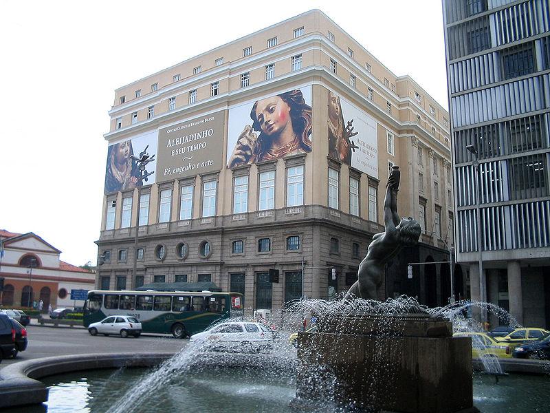Centro Cultural do Banco do Brasil, Rio de Janeiro