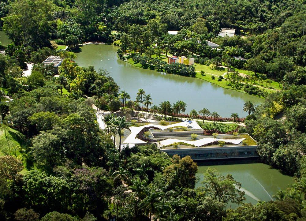 Instituto Inhotim, Brumadinho, Minas Gerais