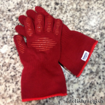 Trudeau oven gloves