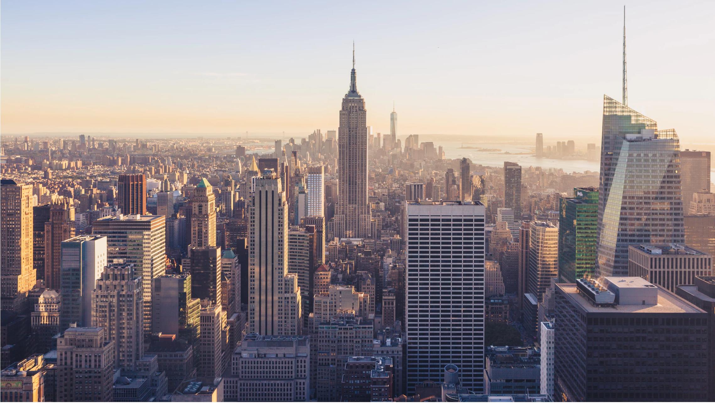 New York Skyline. Photo by Jonathan Riley, Unsplash.com
