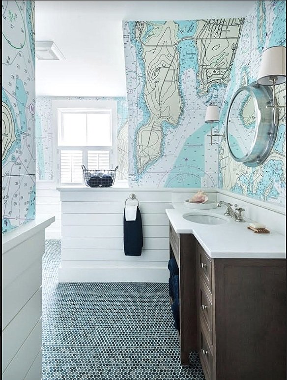 Beautiful bathroom! - This one is a client favorite. It is a great design.