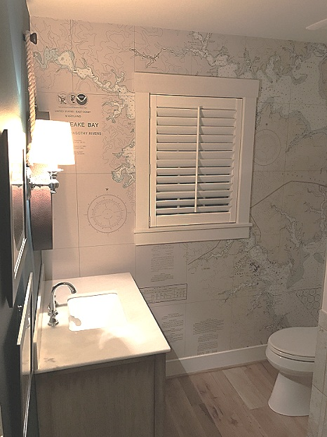 We take pride in our custom work. We position your design so your favorite waters are visible and not behind a mirror or cut of a window.