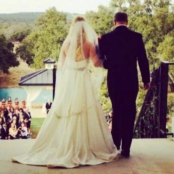 Photo credit: Lisa Morales,  Haute Weddings