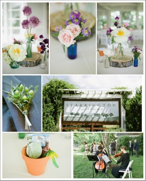 Photo Credit:  Rustic Wedding Chic