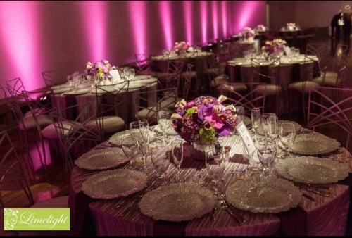 Photo Courtesy of  Limelight San Antonio , Florals by  Statue of Design , Rentals from  Luxe Event Decor