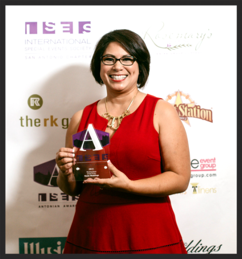 Best Wedding Under $75K - Antonian Award