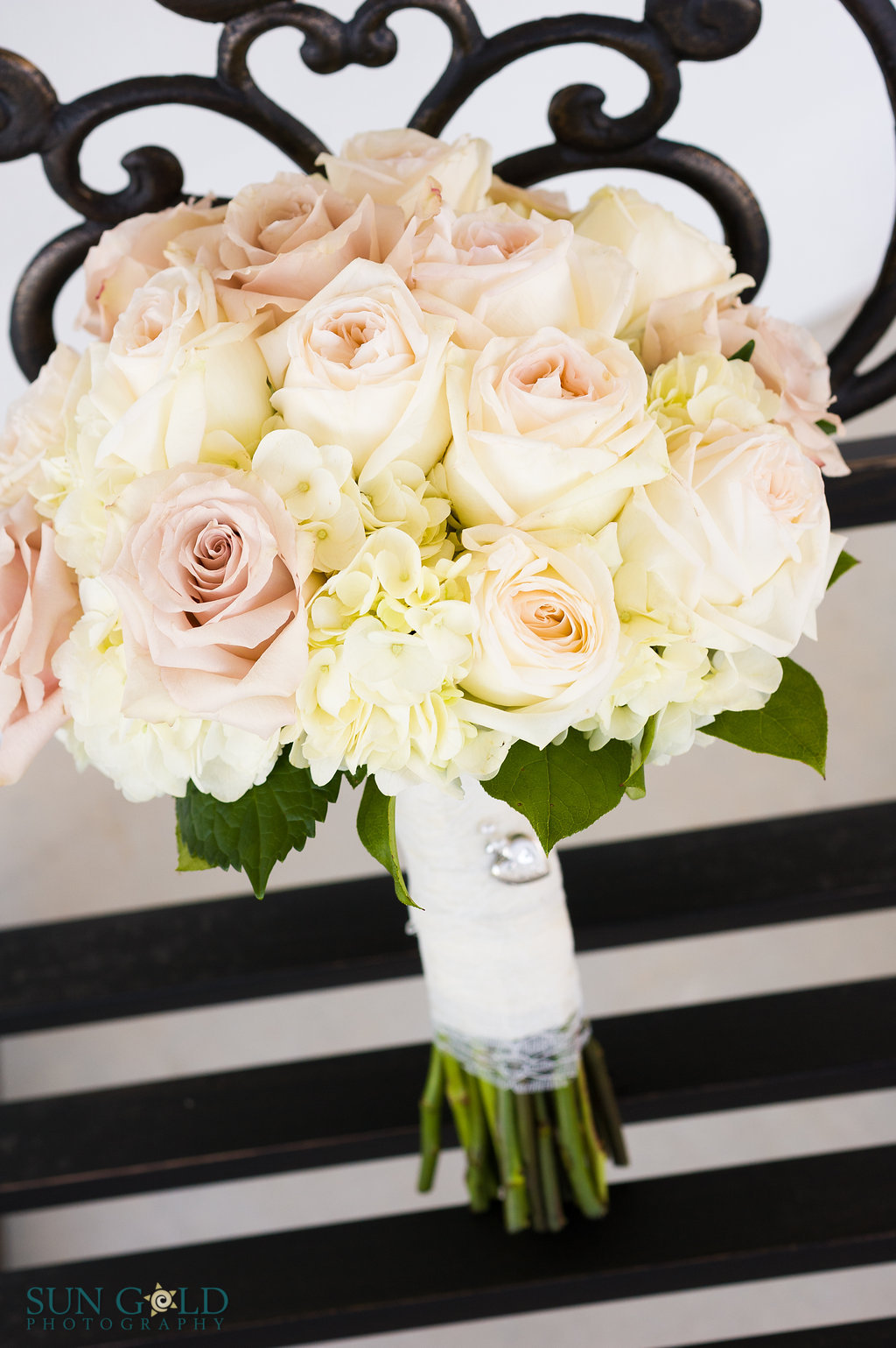 Flowers from De Vinnie's Paradise