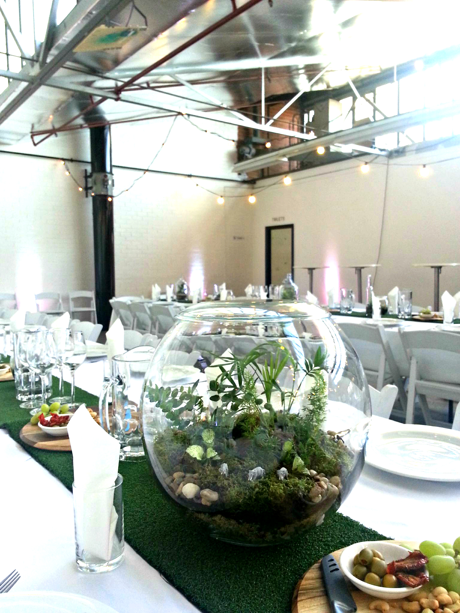 terrarium wedding melbourne