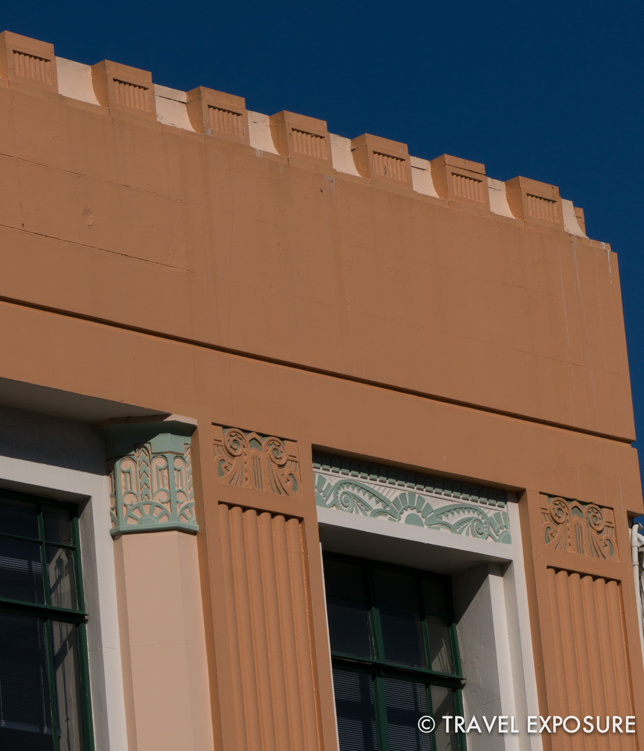 In Napier, the world's most consistently art deco city