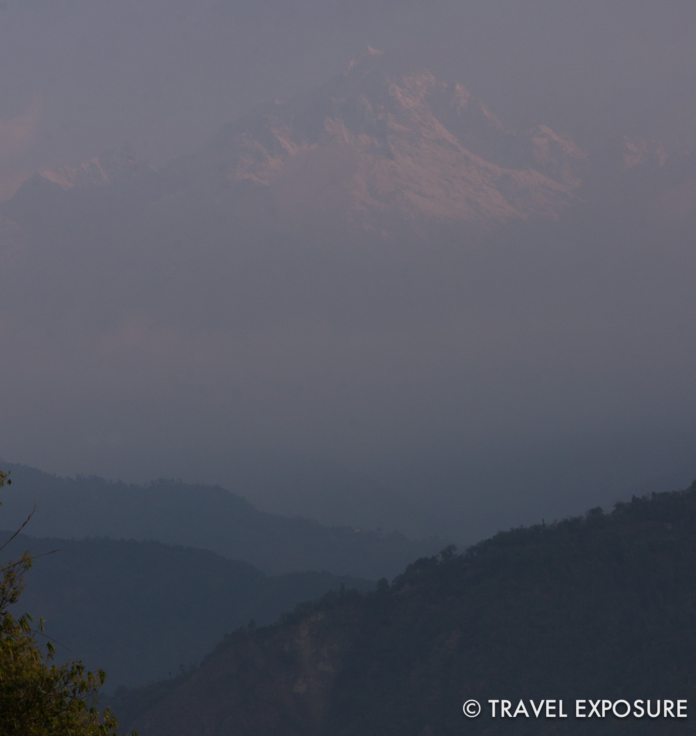 Mount Kangchenjunga eluded us for much of our time in Sikkim, but one morning in Kewzing we saw the mountains peaking through the clouds. When we caught a glimpse here and there, they barely looked real,  floating in the clouds so much higher than the other mountains.