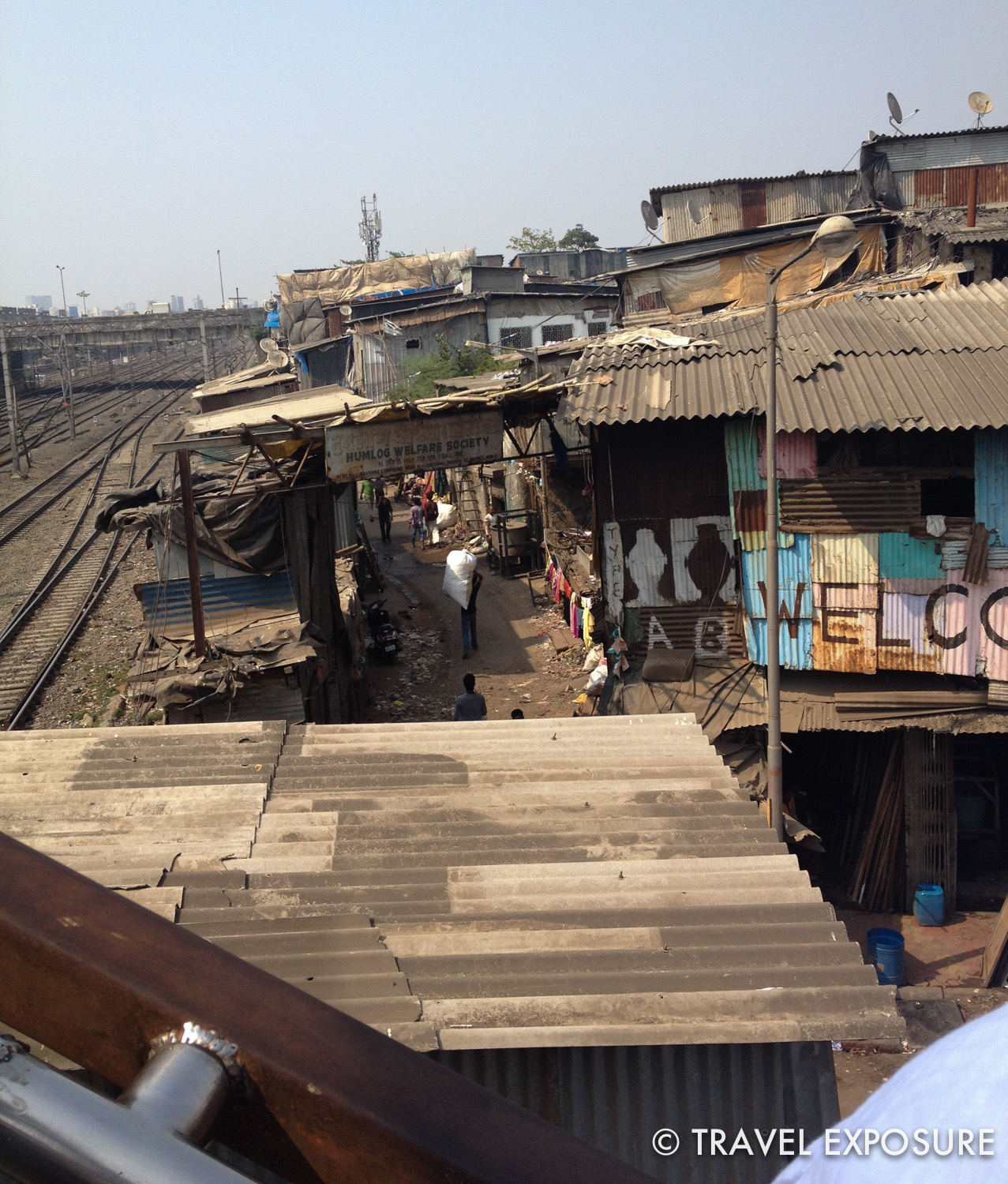 While in Mumbai, we spent an afternoon walking through the famed Dharavi slum via Reality Tours