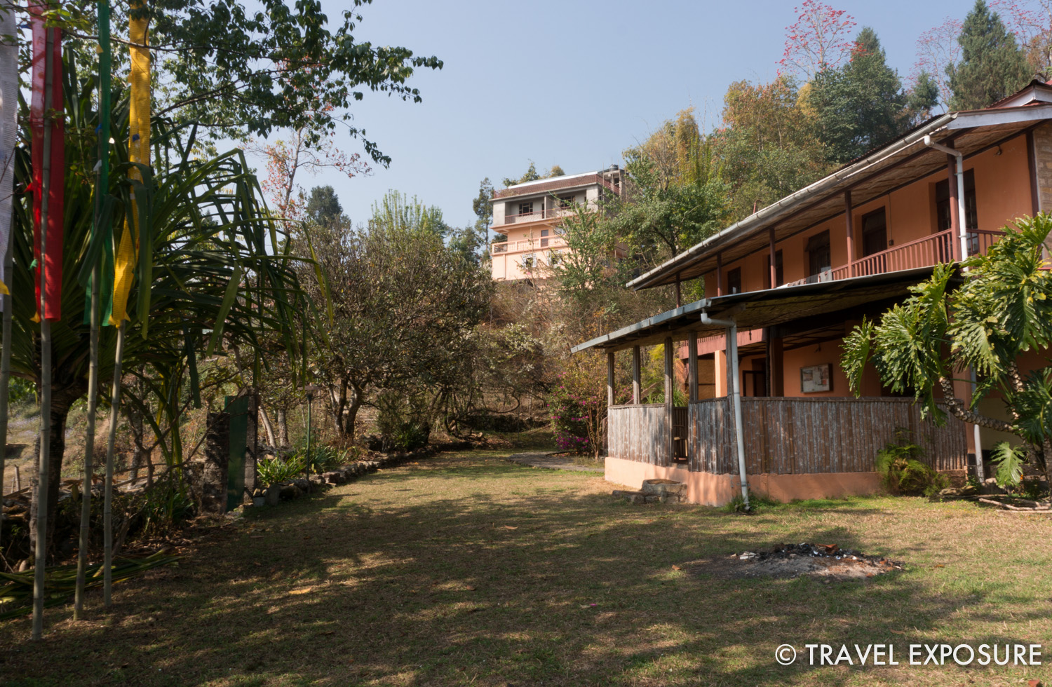 Martam Village Resort in Sikkim
