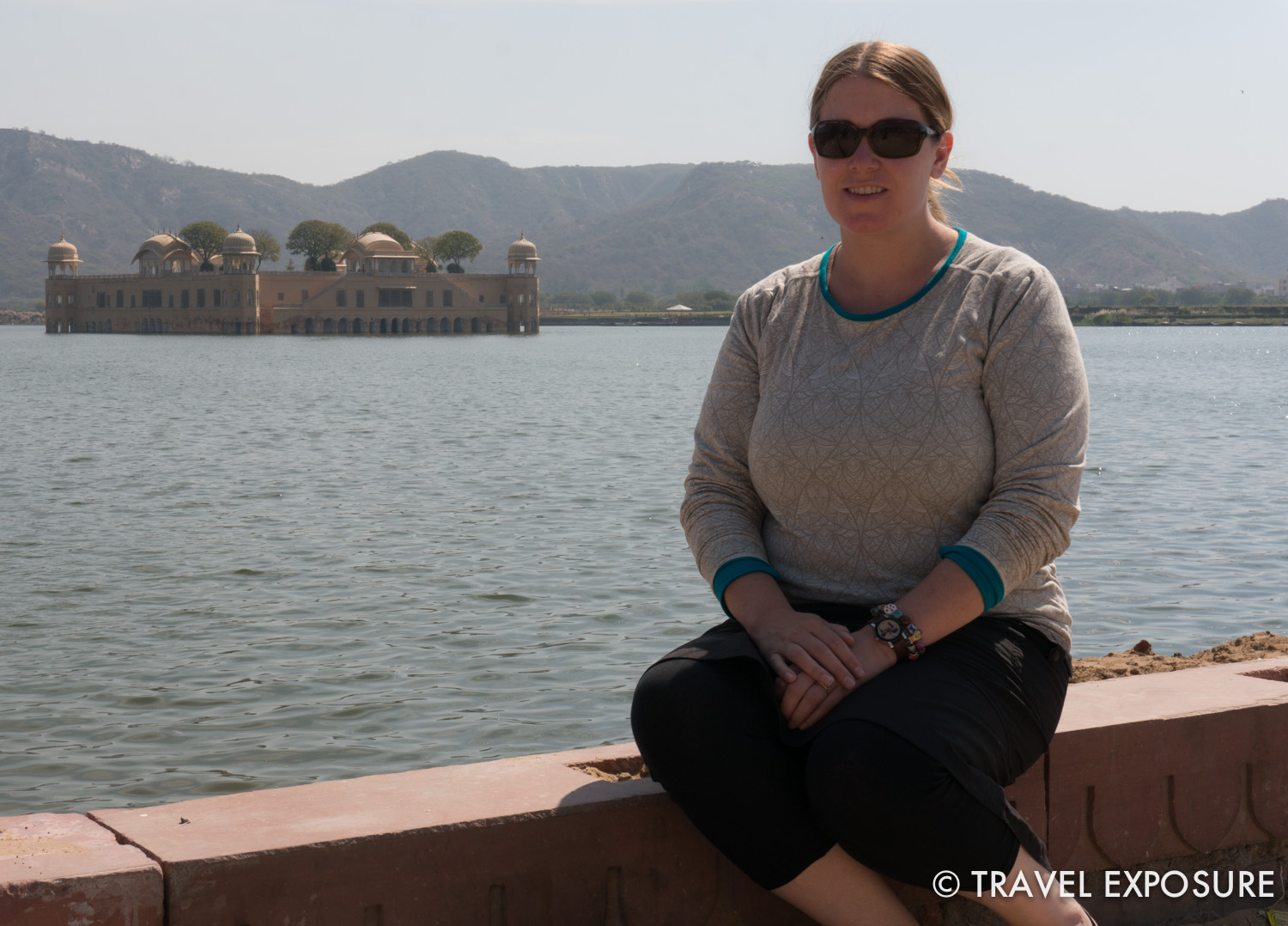 The Jal Mahal Jaipur, the Water Palace