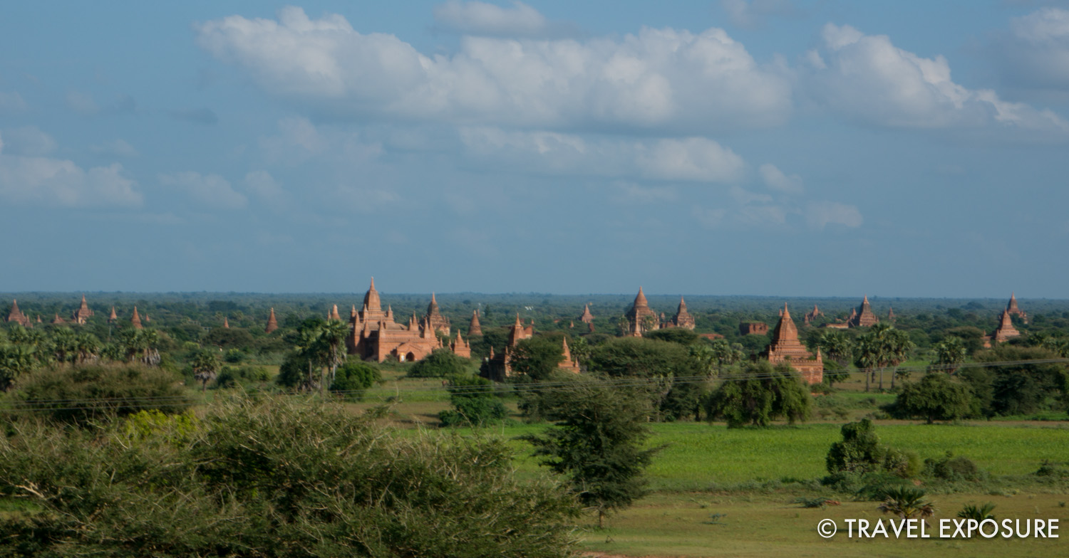 View from stupa (Viewpoint #3)