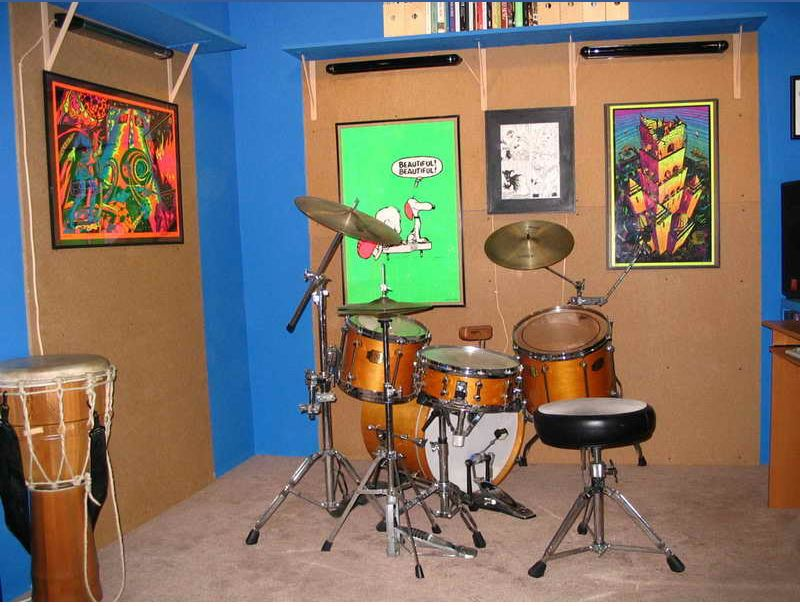 Soundproofing -
