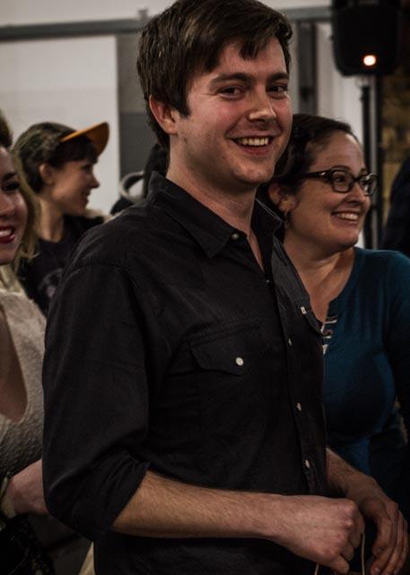 Jacob White Winner of Round One of Season Three SDTNT!