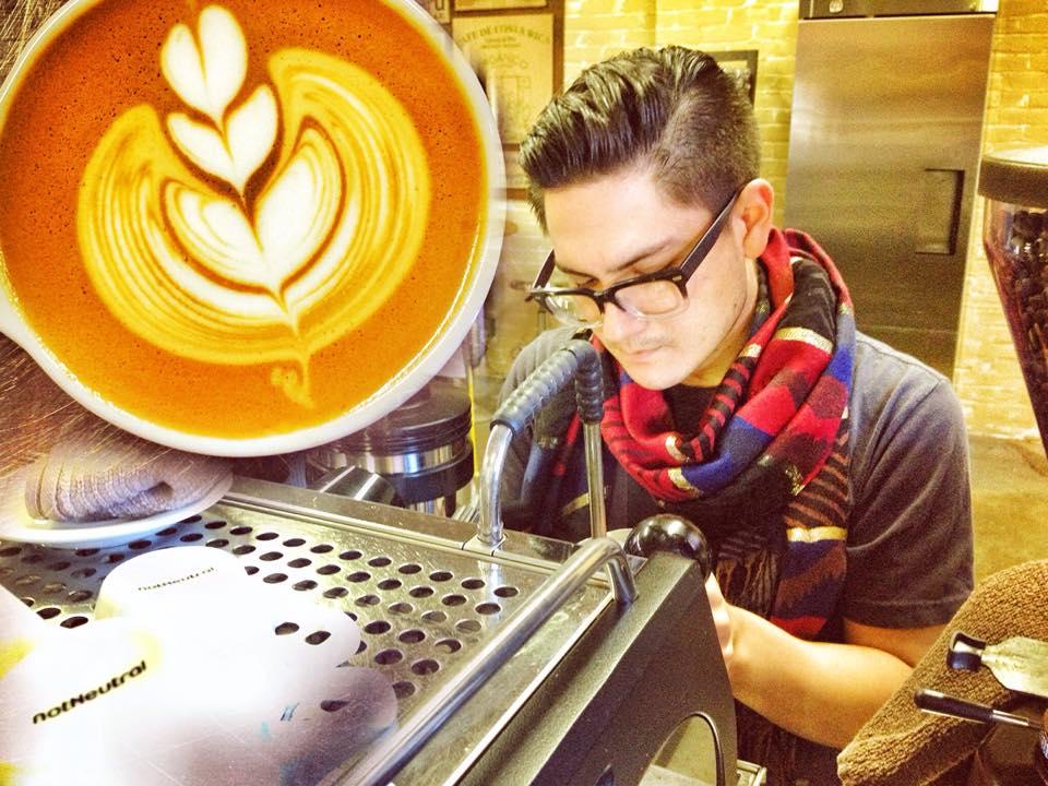 Pablo, Cafe Virtuoso.
