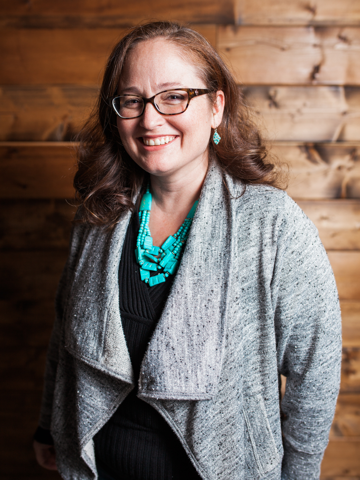 Jessica Percifield Henry, CEO and founder of the San Diego Coffee Network. Photo by  Julie Rings .