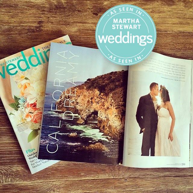 Martha Stewart Weddings Magazine  JUNE 2014 .>> The DIY ISSUE