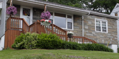 A well-maintained 3BR Ranch on Binghamton's South Side with a spacious sun porch and private back yard.