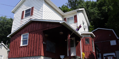 A well-maintained home in the heart of the Village of Owego with a large barn with finishable space.