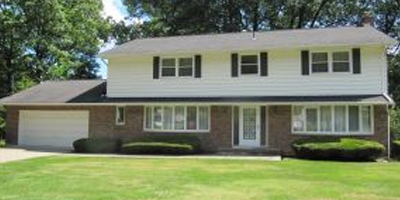 A solid and large Center Hall Colonial with over 3600 square feet.