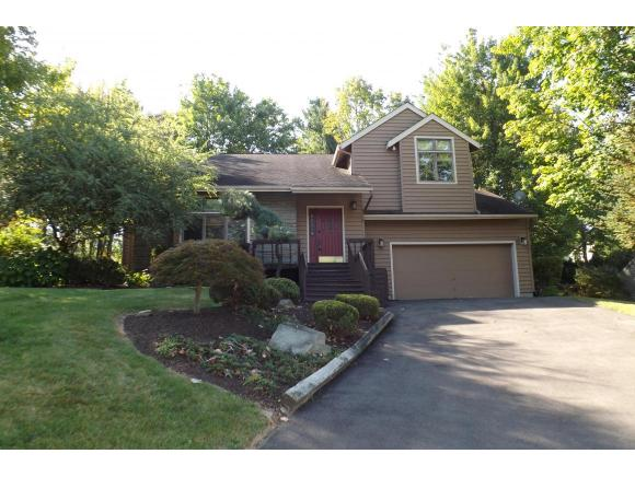 A beautiful Contemporary in a secluded neighborhood close to schools and shopping.
