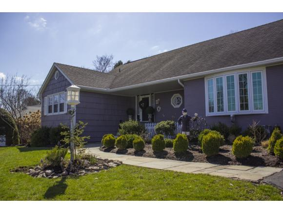 A spacious and unique Cape Cod on almost an acre on the South Side.