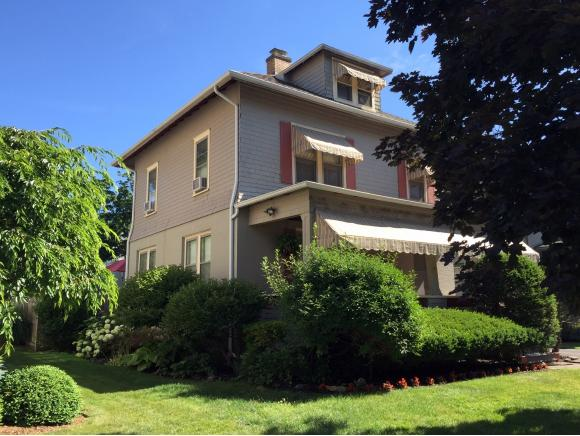 A spectacular historic 2-story on Binghamton's West Side