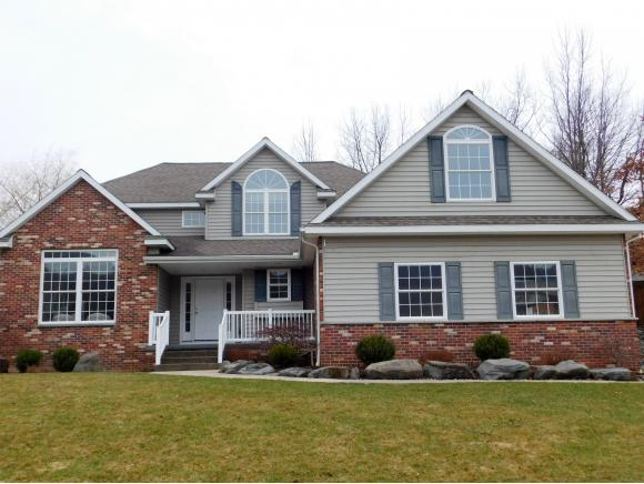 A spacious Contemporary one-owner home minutes from Binghamton University.