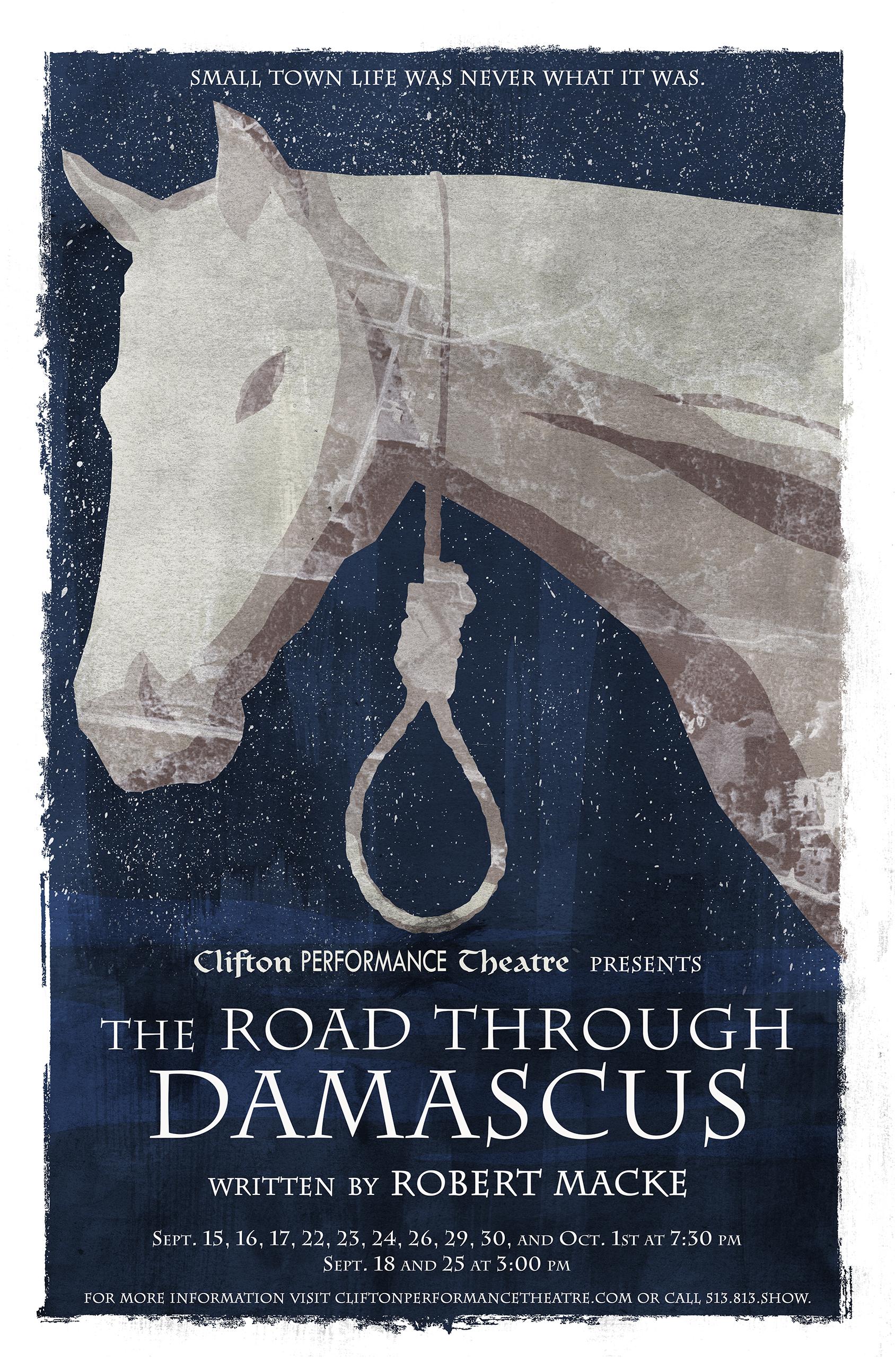 The Road Through Damascus