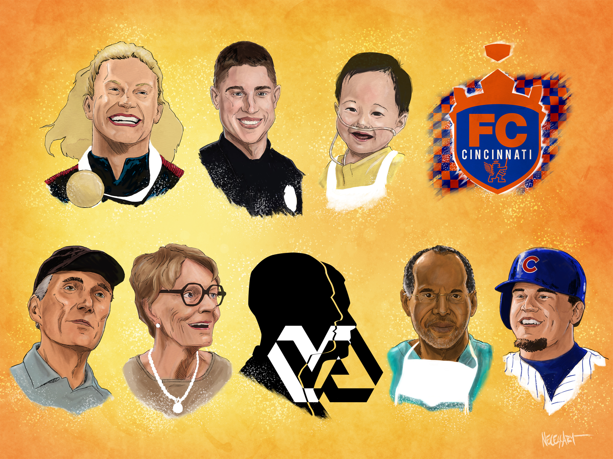 Top 9 Heros of 2016