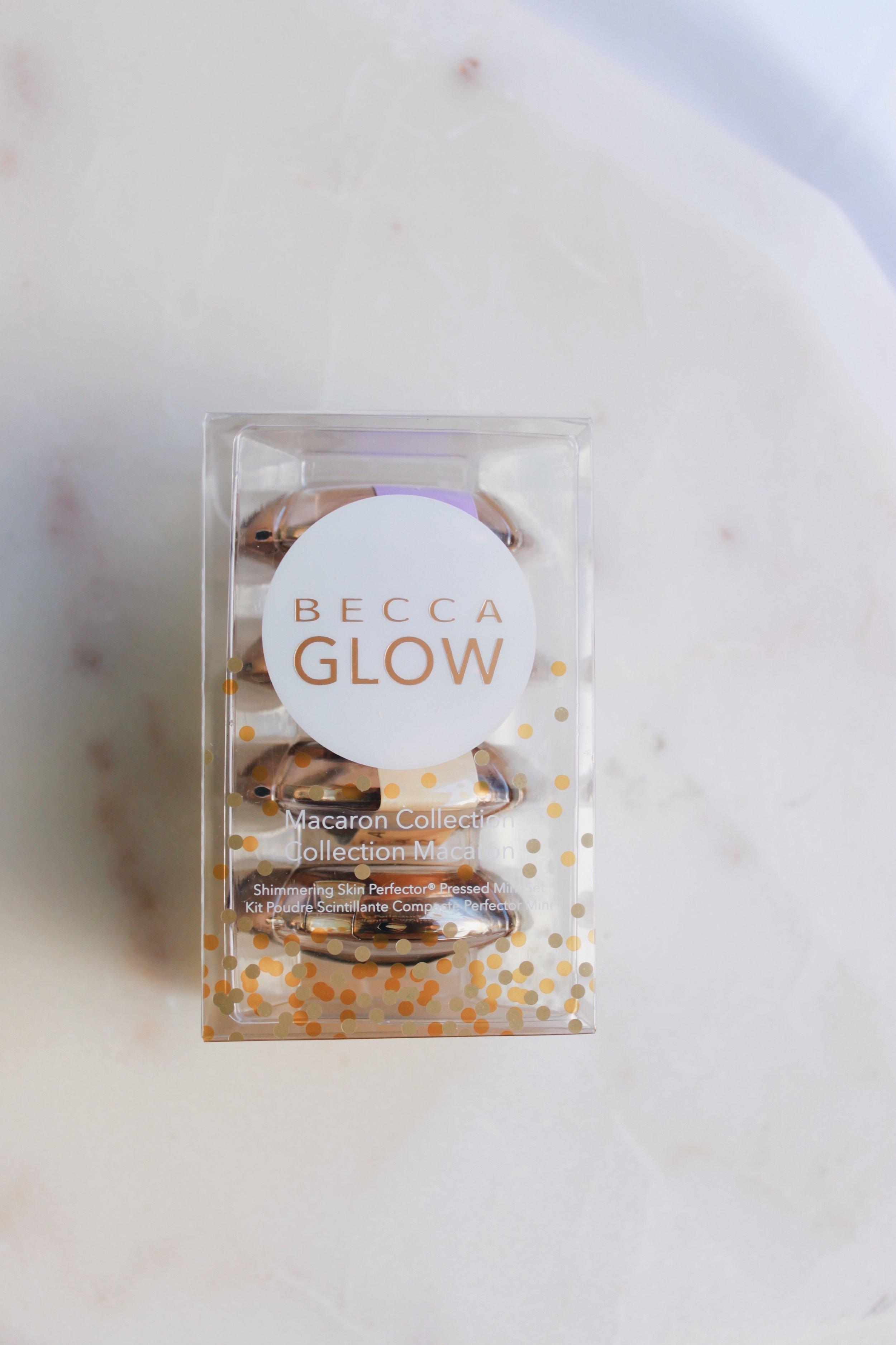 Becca Macaron Glow Kit Package