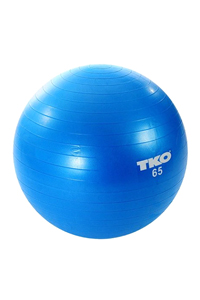 TKO Blue Stability Ball 65cm  $19.99  Available
