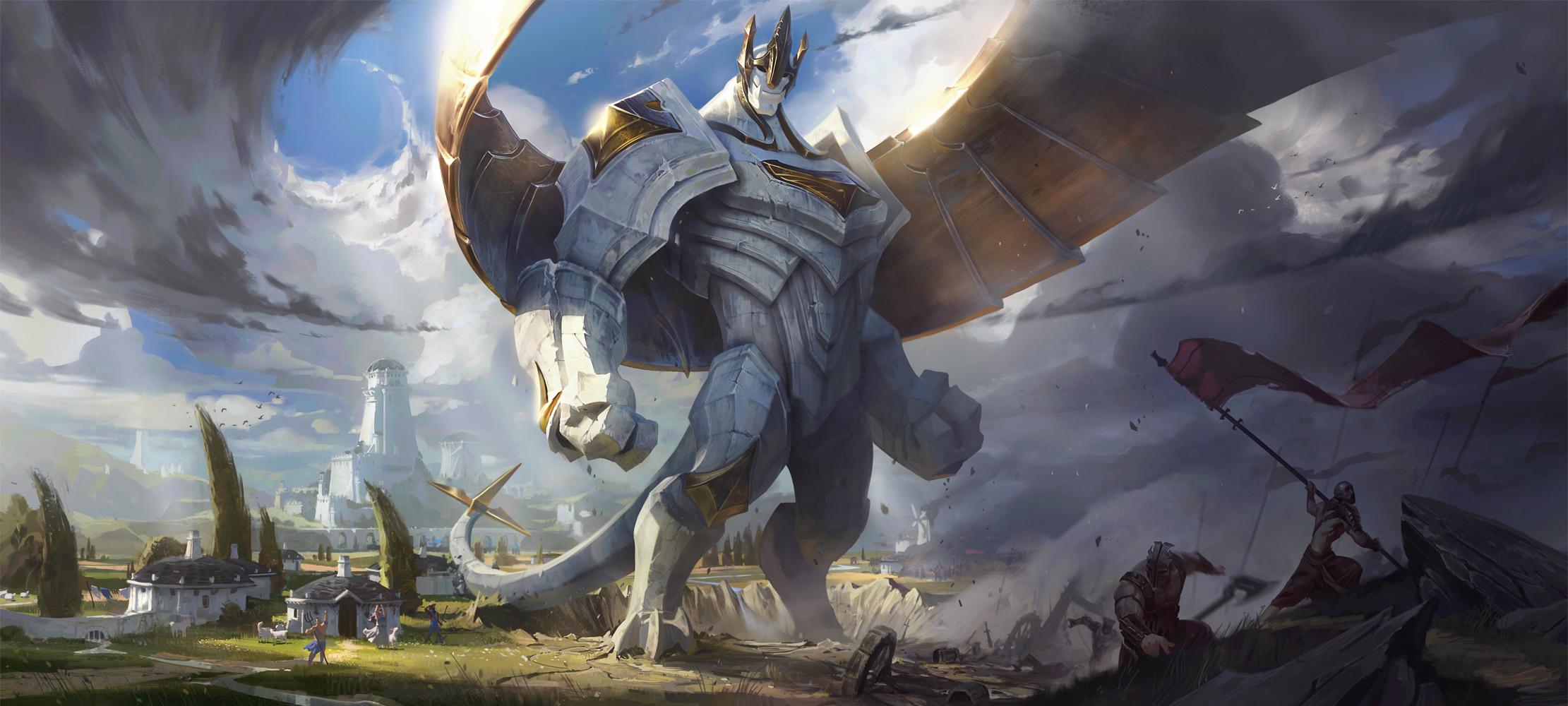Galio, the Colossus