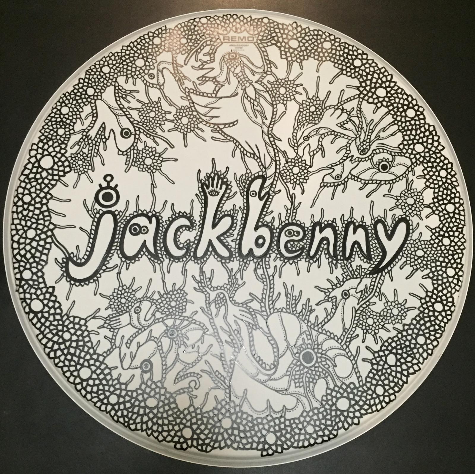 Rhythm (2016)  Drum head for  Jackbenny