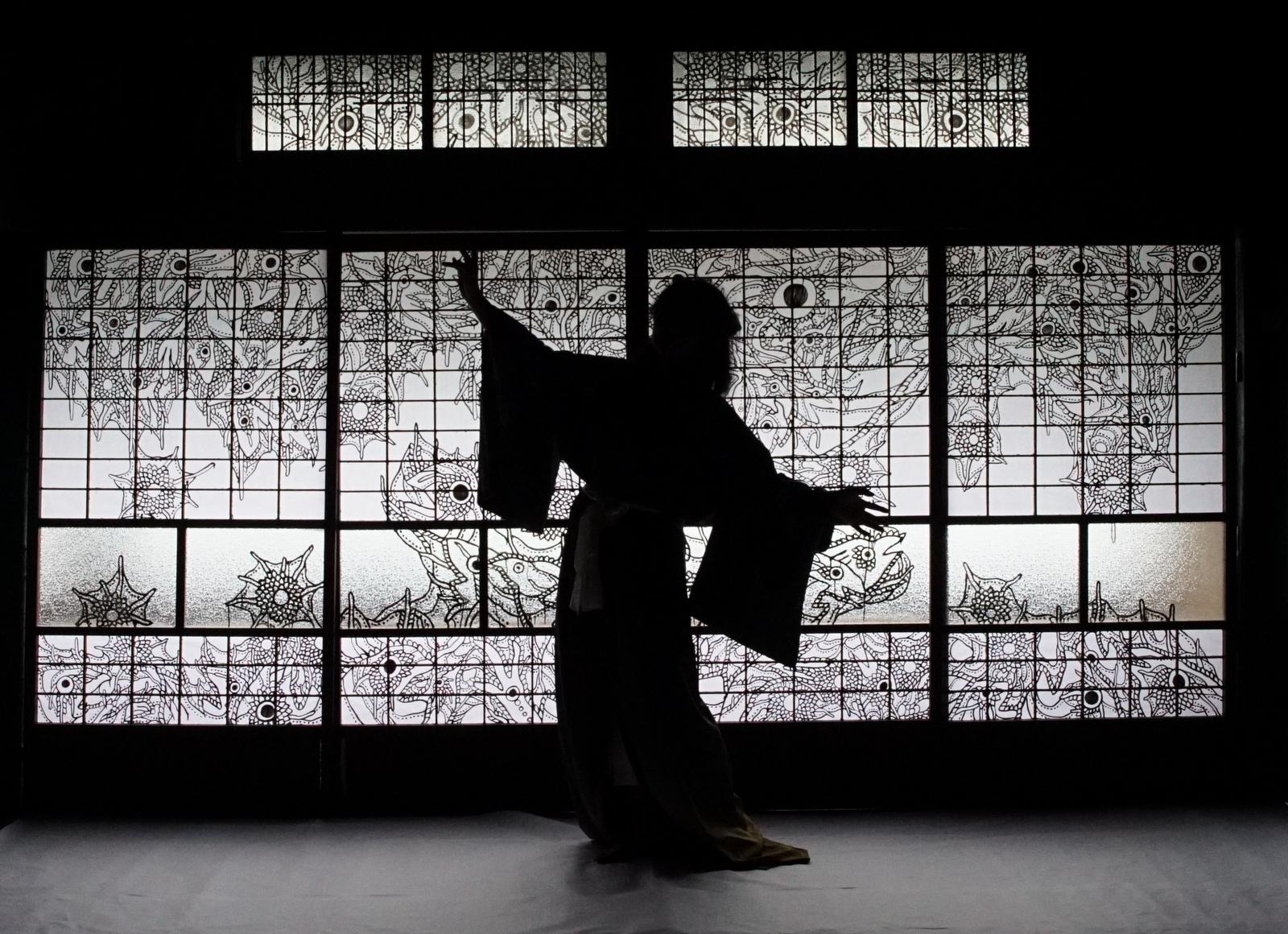 Window Through Time (2016), Photo Credit: Yukiko Sugiyama  Private Residence, Fukushima, Japan